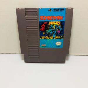 Bomberman Nintendo nes