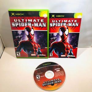Ultimate Spider-Man Og Xbox