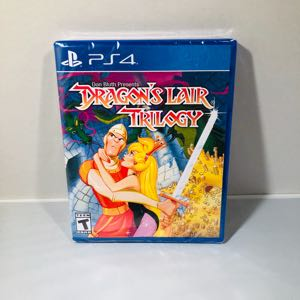 Dragons lair trilogy PlayStation 4 ps4 limited run games