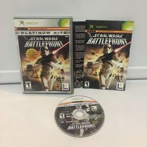 Star Wars battlefront OG Xbox