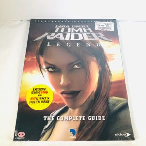 Tomb raider legend Strategy Guide