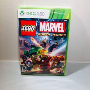 LEGO marvel super heroes  new sealed!!! Xbox 360