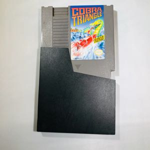Cobra triangle Nintendo nes