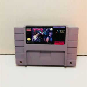Soldiers of fortune Super Nintendo snes