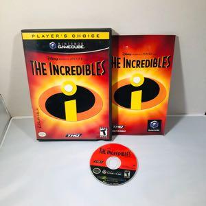 The incredibles Nintendo GameCube