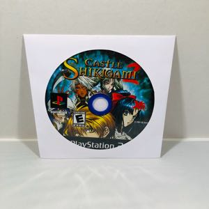 Castle shikigami PlayStation 2 ps2