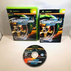 Need for speed underground 2 Og Xbox