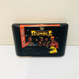 Royal rumble sega genesis