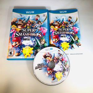 Super smash bros Nintendo Wii U