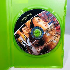 Shenmue 2 ii Og Xbox
