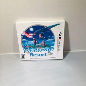 Pilotwings resort Nintendo 3ds