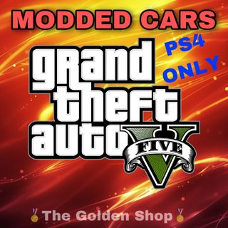 20 Modded Cars (You can Choose)