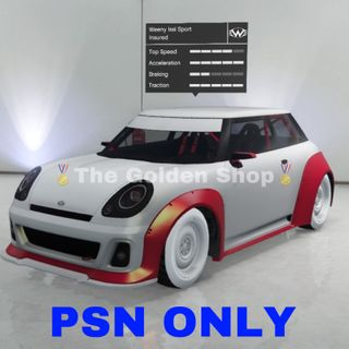 Modded Issi Sport (Brian)