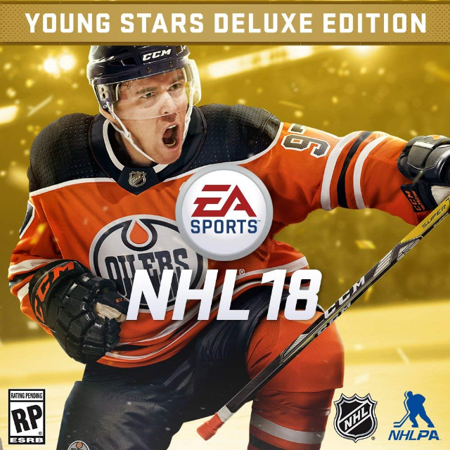 Nhl 18 Young Stars Deluxe Edition Xbox One Xbox One Games