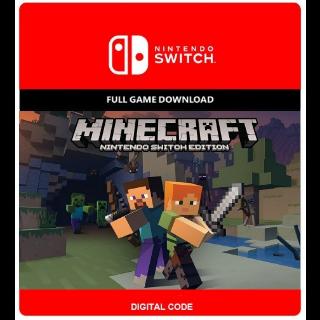 Minecraft Nintendo Switch Edition Nintendo Switch Nintendo Switch Games Gameflip