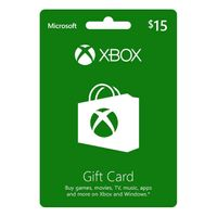 $15 Xbox Gift Card - Digital Code