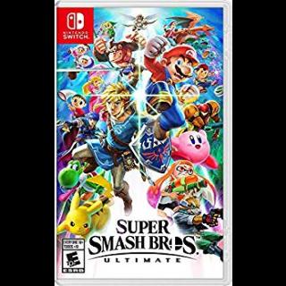 Super Smash Bros. Ultimate - Nintendo Switch