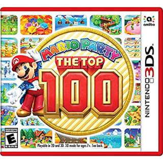 Mario Party: The Top 100 - 3DS