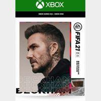 FIFA 21 Beckham Edition Xbox One & Xbox Series X|S