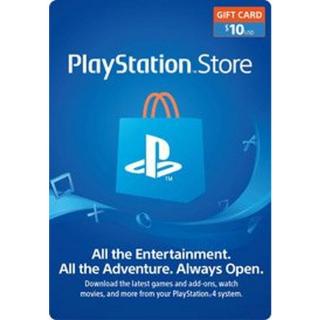 $10 PlayStation Store Gift Card - PS3/ PS4/ PS Vita Digital Code