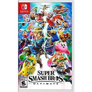 Super Smash Bros. Ultimate - Nintendo Switch