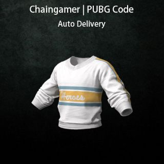 PUBG | Cheerleader Sweater