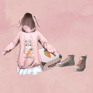 PUBG | Rabbit Season Set