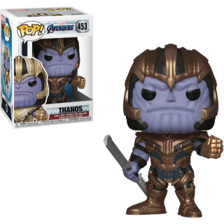 POP Marvel: Avengers Endgame - Thanos by FUNKO