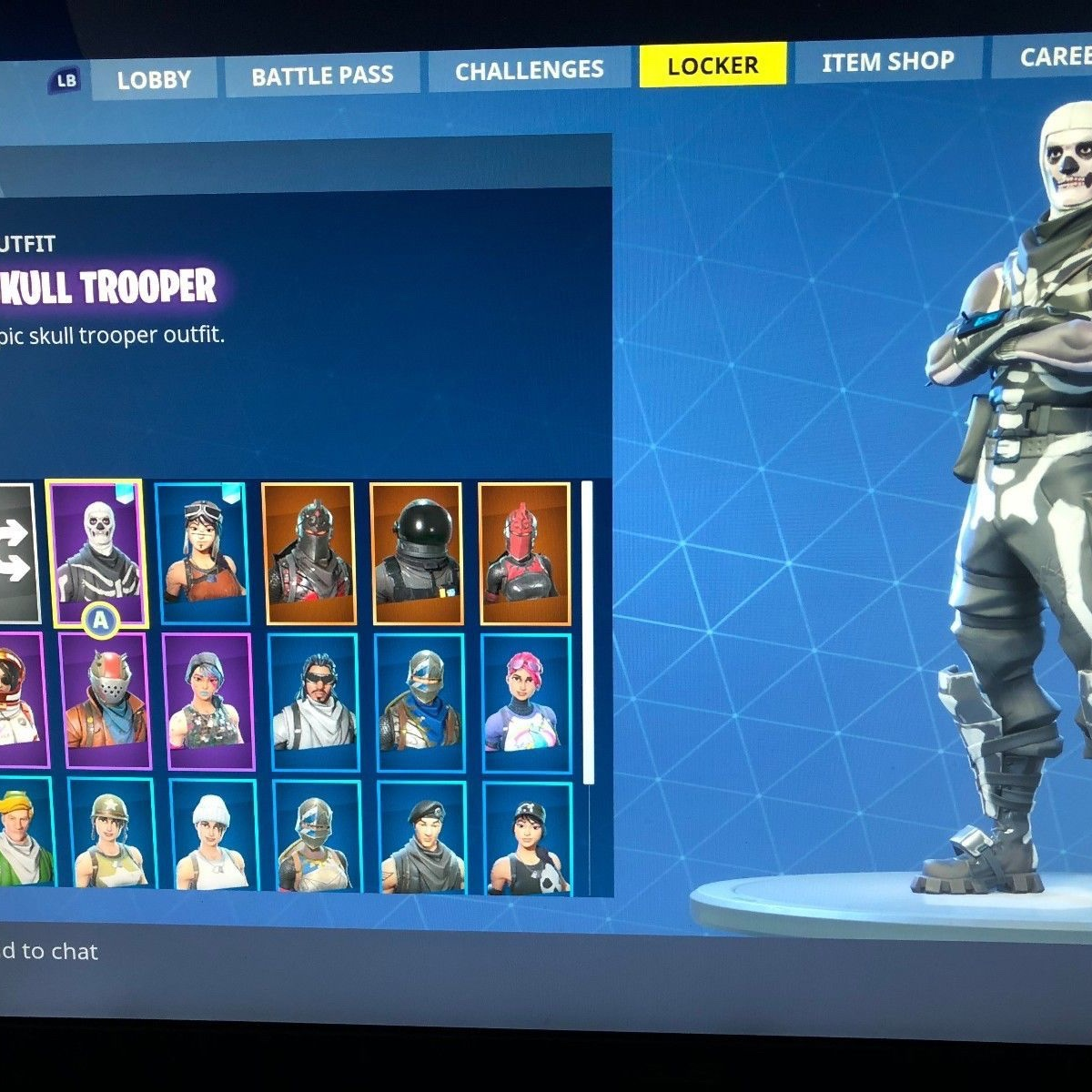 Fortnite Account With Many Rare Skins Other Gameflip