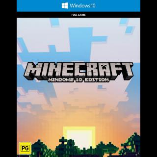 [𝐈𝐍𝐒𝐓𝐀𝐍𝐓] Minecraft Windows 10 Edittion