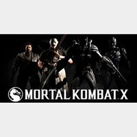 Mortal Kombat X - Standard edition -  If you want other leave me comment and i will calculate price for other editions