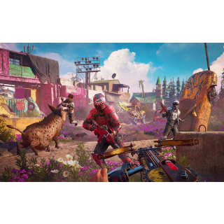 Far Cry New Dawn Keys for this game are only available in Europe