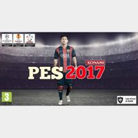 PES 2017 - Standard edition -  If you want other leave me comment and i will calculate price for other editions