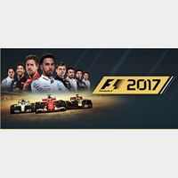 F1 2017 - Standard edition -  If you want other leave me comment and i will calculate price for other editions
