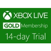 14 Day XBOX LIVE Gold Trial