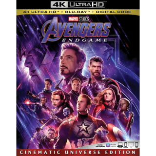 Avengers: Endgame | 4K | MoviesAnywhere