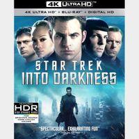 Star Trek Into Darkness   4K UHD   Vudu