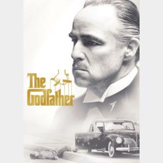 The Godfather [HDX] Vudu or iTunes