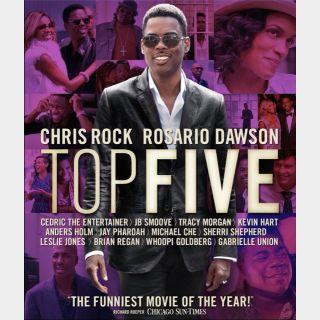 Top Five [HD] iTunes