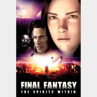 Final Fantasy: The Spirits Within | HDX | Vudu | MoviesAnywhere