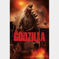 Godzilla | 2014 | HDX | Vudu | MoviesAnywhere | ⚡️⚡️