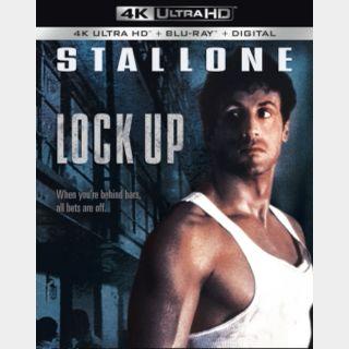 Lock Up [4K UHD] Vudu