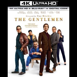 The Gentlemen   4K UHD   iTunes