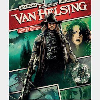 Van Helsing [4K UHD] MoviesAnywhere