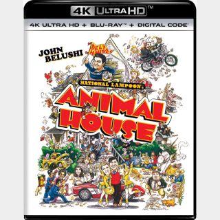 National Lampoon's Animal House [4K UHD] Movies Anywhere