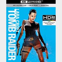 Lara Croft: Tomb Raider | 4K UHD | iTunes