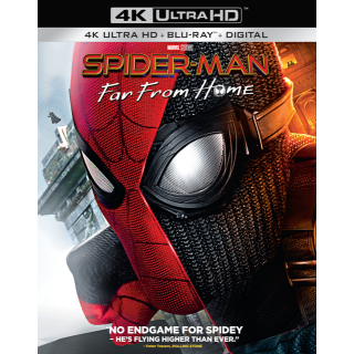 Spider-Man: Far from Home   4K UHD   MoviesAnywhere