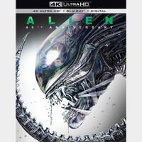 Alien | 1979 | 4K UHD | MoviesAnywhere