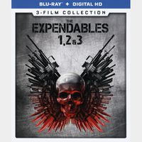 The Expendables 3 Film Collection (1,2,3) | HDX | Vudu