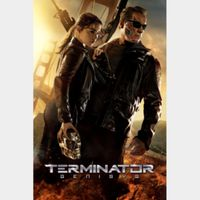Terminator Genisys   HDX   Vudu